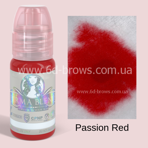 PermaBlend Passion red