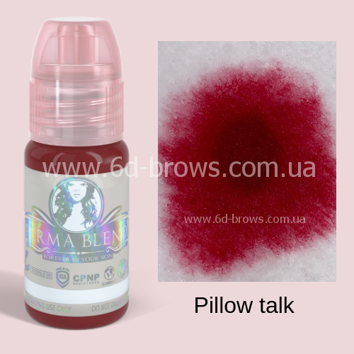 PermaBlend Pillow Talk