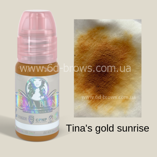 PermaBlend Tina's gold sunrise