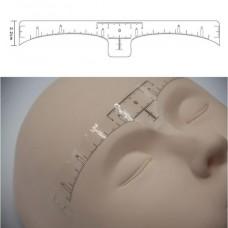 Линейка-стикер (самоклеющаяся)